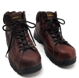 Dr. Martins industrial non metals Work Boots